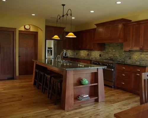 Mission Style Kitchen Home Design Ideas Pictures Remodel