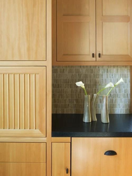 Vertical Backsplash Tile  Houzz