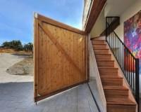 Best Swing Barn Door Design Ideas & Remodel Pictures | Houzz