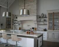 Open Shelving Range Hood Home Design Ideas, Pictures ...