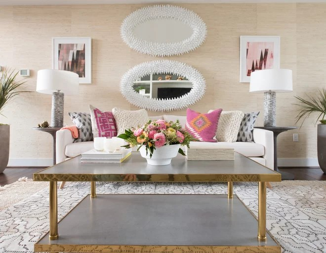 Transitional Living Room by ATGStores