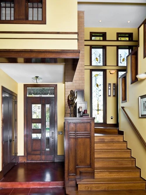 Frank Lloyd Wright Door Home Design Ideas Pictures