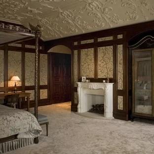 Gothic Bedroom Houzz