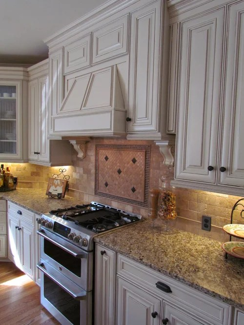 shenandoah kitchen cabinets light best built in range hood design ideas & remodel pictures ...
