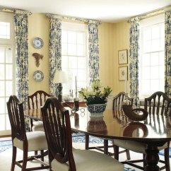 Country Kitchen Chair Cushions Best Flooring For Kitchens Yellow Walls With Curtains | Houzz