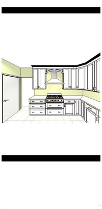 kitchen cabinets for 9 ft. ceilings