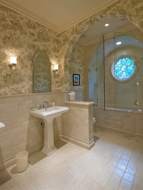Toilet Privacy Wall  Houzz