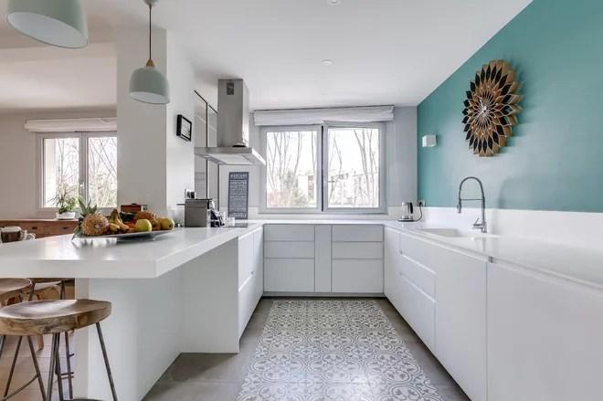 Contemporary Kitchen by Casam Deco - Juliette Bonnasse