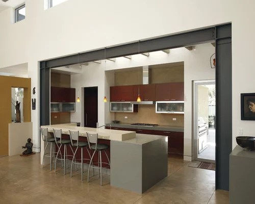 Exposed Steel Beams Home Design Ideas, Pictures, Remodel