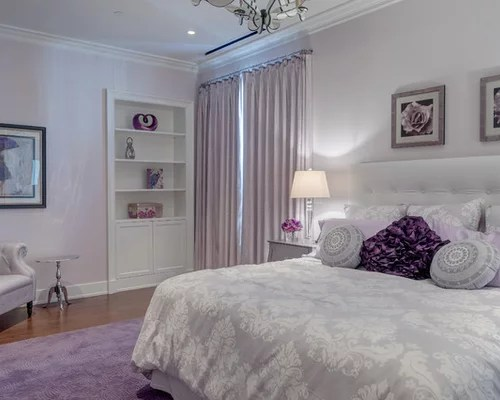 Purple And Silver  Houzz