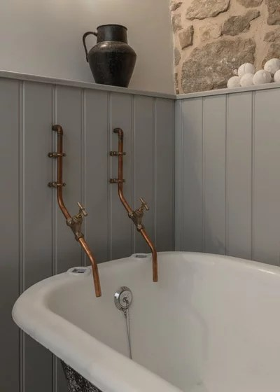copper kitchen faucet corner storage design your own faucets with pipe