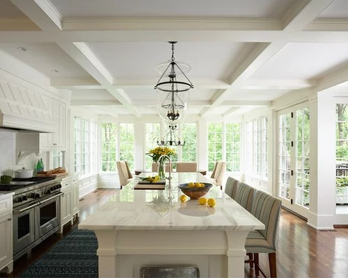 Best White Ceiling Beams Design Ideas & Remodel Pictures