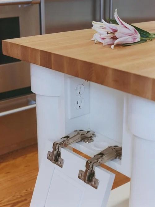 Hidden Kitchen Outlets Houzz
