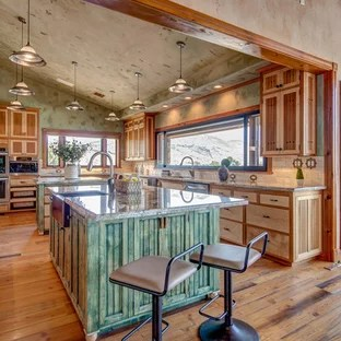 southwest kitchen island countertop 75 most popular southwestern with a farmhouse sink design ideas for 2019 stylish remodeling pictures
