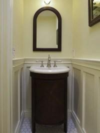 Small Powder Room Vanity | Houzz
