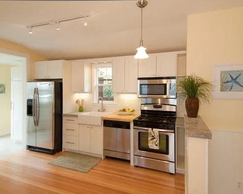Apartment Size Kitchen  Houzz
