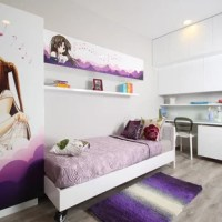 Teen Girls Room Makeover   Houzz