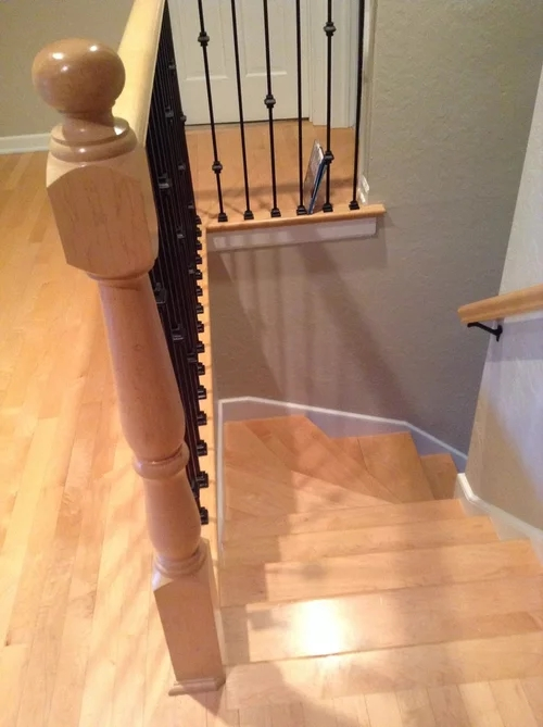 Runner Up Stairs With Or Without It Continuing In Hallway | Stair And Hallway Runners | Landing | Stair Treads | Wool | Non Slip | Images Tagged