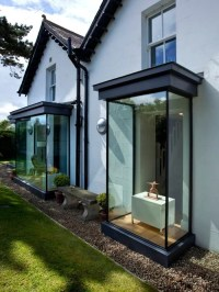 Houzz | Modern Bay Window Design Ideas & Remodel Pictures