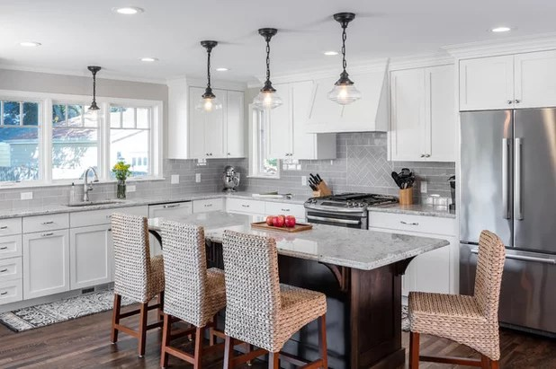 How To Make Your Kitchen Island Your New Favorite Dining Spot