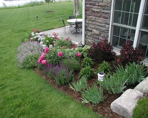 condo garden home design ideas