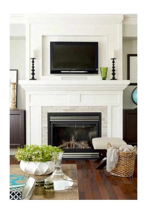 Decorators  Opinion on Gas Fireplace no hearth ok