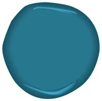 Petrol als Farbe: Tipps und Ideen frs Einrichten