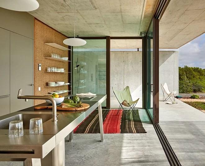 Contemporáneo Cocina by Eugeni Pons