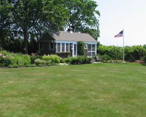 flagpole landscaping home design