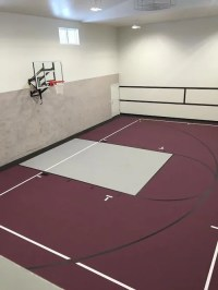 Residential Rubber Gym Flooring