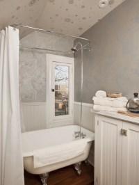 Best Small Bathroom Wallpaper Design Ideas & Remodel ...