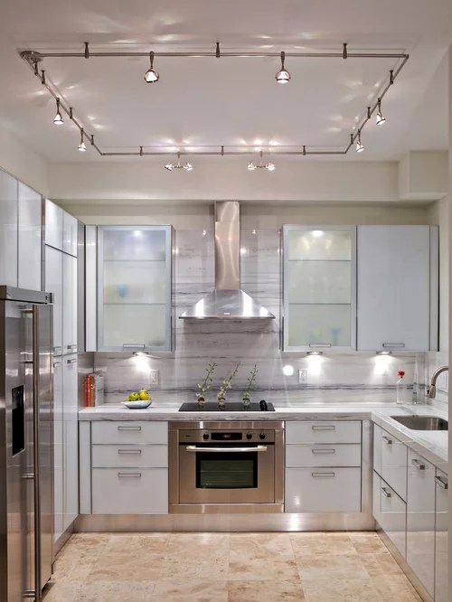 square kitchen faucet moen sink houzz | windowless design ideas & remodel pictures