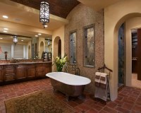 Shower Behind Tub Ideas, Pictures, Remodel and Decor