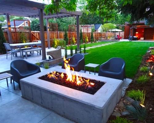 modern backyard landscape ideas