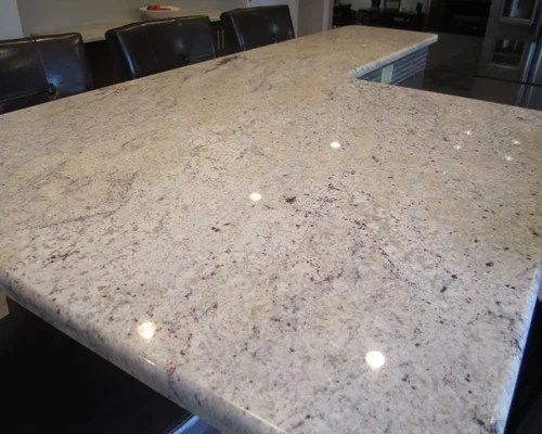 Bianco Romano Granite  Houzz