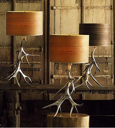 Oh Deer! Antler Inspired Décor For The Holidays And More