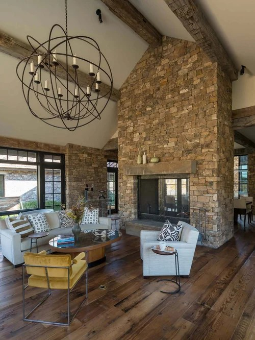 Open Sided Fireplace Ideas Pictures Remodel And Decor