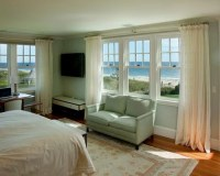 Triple Window Curtains Home Design Ideas, Pictures ...