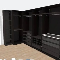 Ikea Kitchen Cabinets Reviews Cabinet Repainting Walk-in Closet With Pax System