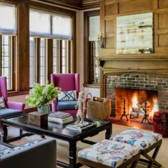 Formal Living Room With Brick Fireplace Decorating Ideas Rooms Grey Walls 75 Most Popular Traditional A Inspiration For Timeless Remodel In Boston Standard