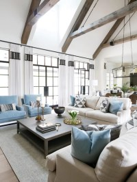 75 Trendy Transitional Living Room Design Ideas - Pictures ...