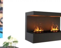 Electric Water Vapor Fireplaces