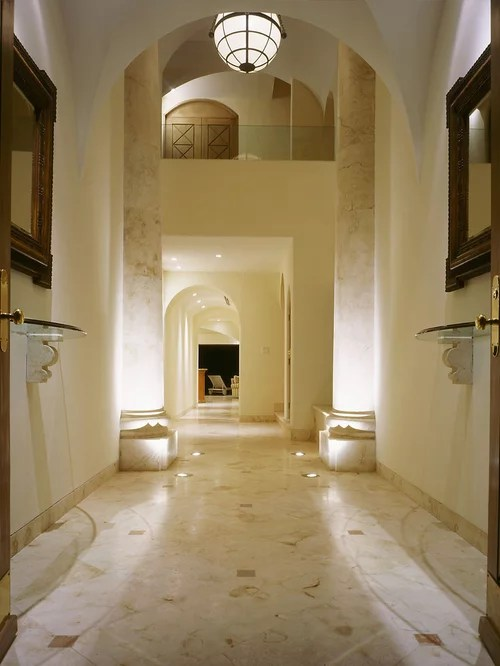 Marble Foyer Home Design Ideas Pictures Remodel And Decor