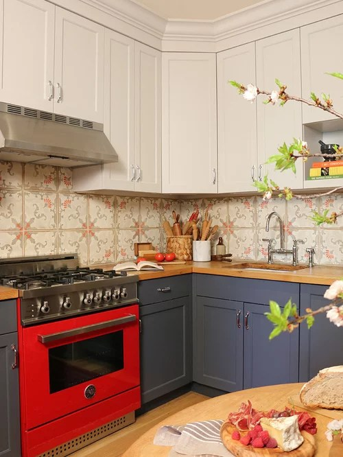 undermount farmhouse kitchen sink furniture for small l-shaped design ideas & remodel pictures ...