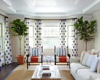 Bay Window Curtains Home Design Ideas, Pictures, Remodel ...
