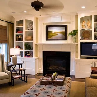 Must See Living Room With A Media Wall Pictures Ideas Before You Renovate 2020 Houzz