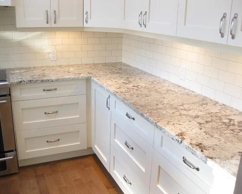 Alaska White Granite Houzz