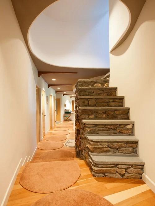 Stone Stairs Houzz