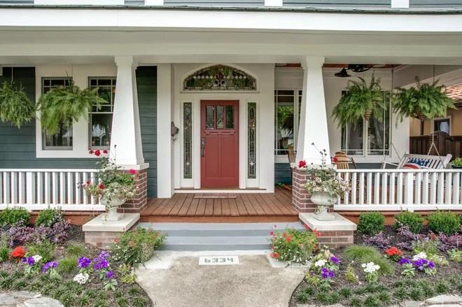 Craftsman Porch by Bella Vista Company