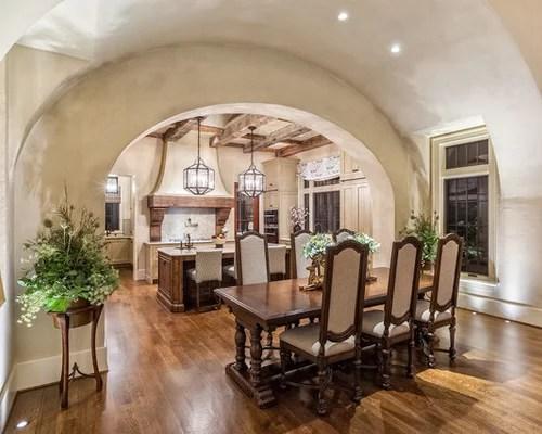 Mediterranean Dining Room Design Ideas, Remodels & Photos